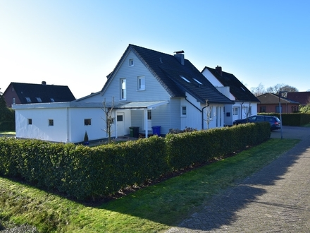 Edewecht-Friedrichsfehn: Saniertes Anwesen mit Anbaumöglichkeiten, Obj. 5062