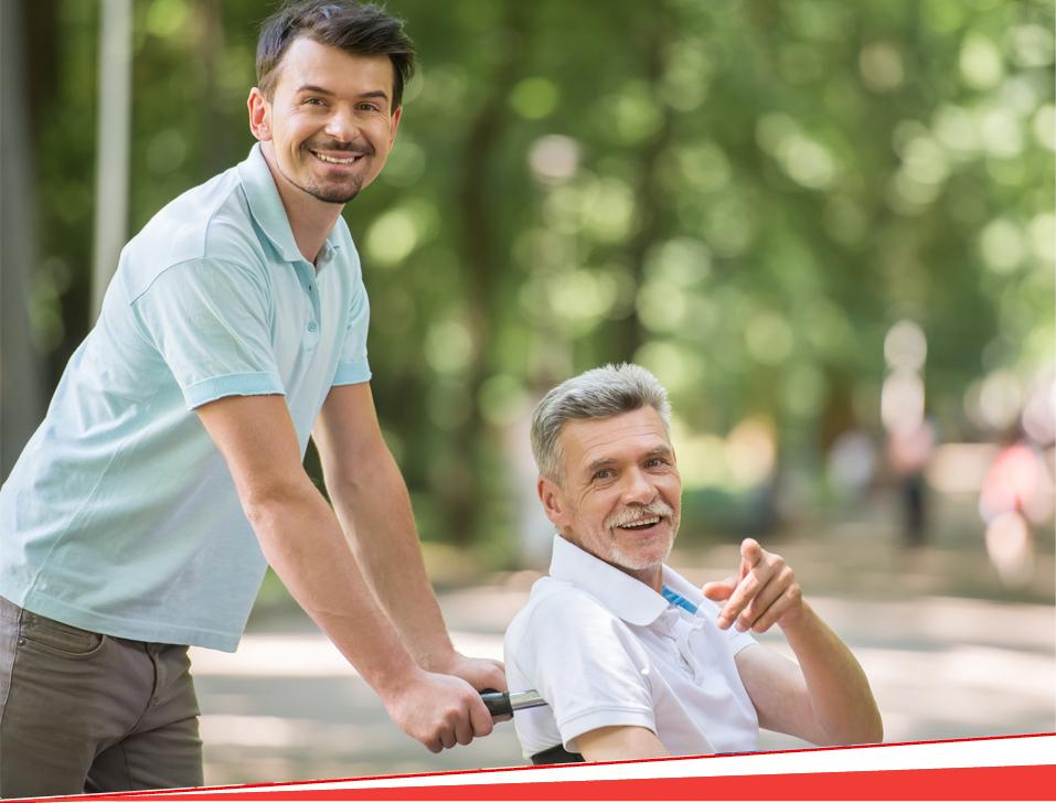 Wir helfen Menschen mit Behinderung bei der AWO Karlsruhe