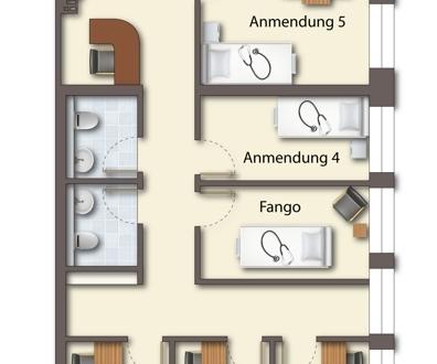 Erstbezug nach Sanierung! Praxisfläche in Windberg
