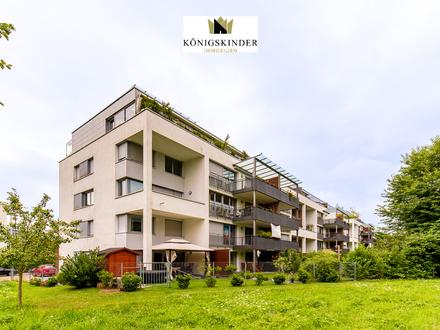 Sehr schöne helle & moderne 3-Zimmer-Wohnung mit Garten und Terrasse
