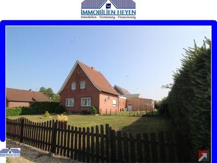 !!!Wohnhaus in Kanallage von Papenburg!!!