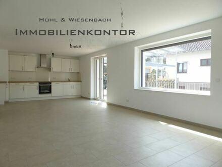 Neubauwohnung im Erdgeschoss in ruhiger Wohnlage