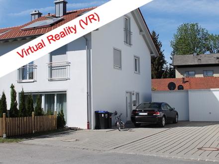 Neuwertige Haushälfte in ruhiger Seitenstraße in Traunstein