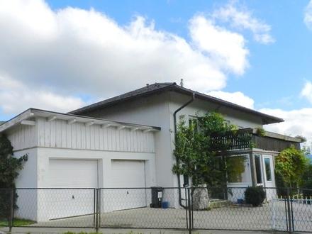 Einfamilienhaus-Mondsee bei Salzburg-Ansicht