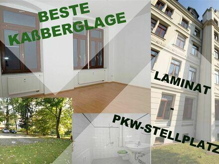 +++Exklusive 2-Raum-Wohnung + STELLPLATZ in ansprechendem Jugendstilhaus+++