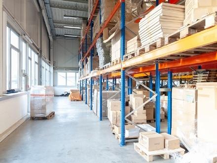 Hochwertige Lager-/Produktionsfläche mit Büro