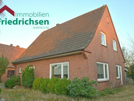 Charmantes Einfamilienhaus im Herzen von Niebüll