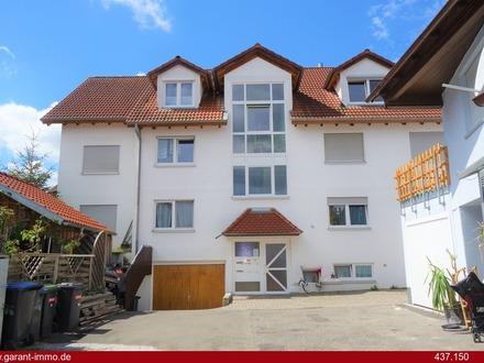 Tolle 3 Zimmer-Wohnung mit Balkon!
