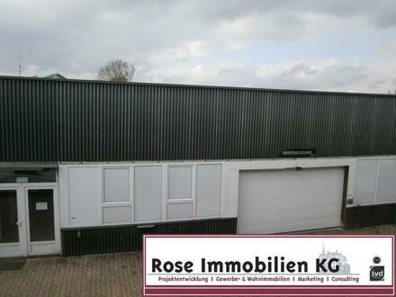 ROSE IMMOBILIEN KG: Lager-Produktionflächen mit Büros im Herford!