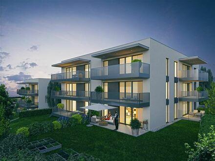 Salzburg-Esch! 2-Zimmer Wohnung im Erstbezug mit Einbauküche!