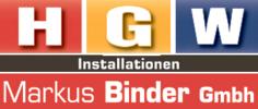 HGW Installationen - Markus Binder GmbH