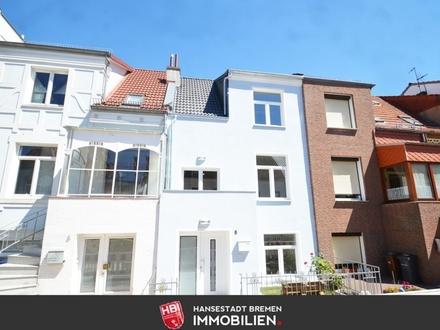 Osterfeuerberg / Saniertes Reihenmittelhaus mit großzügiger Dachterrasse