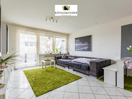 Kapitalanleger aufgepasst! 2-Zimmerwohnung mit Balkon und Stellplatz in Filderstadt