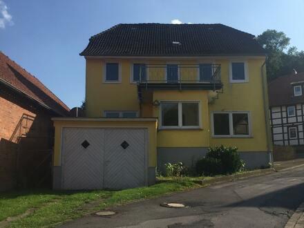 Zweifamilienhaus in Lauenstein mit Nebengelass