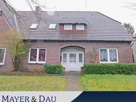 Westerstede: Gemütliche 2-Zimmer-Wohnung in Halsbek, Obj. 4625