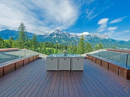 Einzigartige Aussichtslage in Ellmau in Tirol