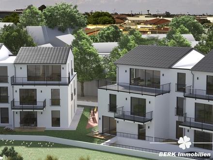 BERK Immobilien - Moderne und top geschnittene 2,5-Zimmer-Neubauwohnung mit Balkon