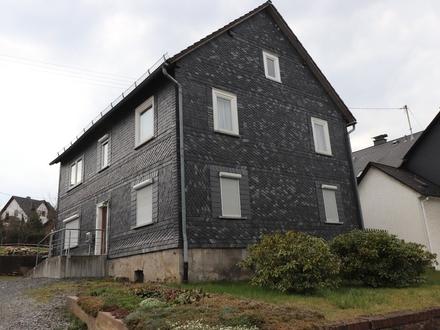 Einfamilienhaus mit sep. Baugrundstück in Wilnsdorf - Wilgersdorf