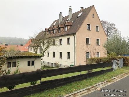 RE/MAX Bamberg: Ebrach OT: Mehrfamilienhaus mit 6 Wohneinheiten