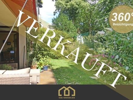 Gepflegte 3-Zimmer-Wohlfühloase mit Garten inmitten der Bremer Neustadt