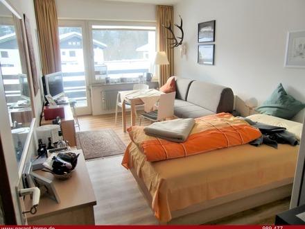 *** TOP LAGE! Attraktive 1 Zimmer-Wohnung in Oberstdorf ***