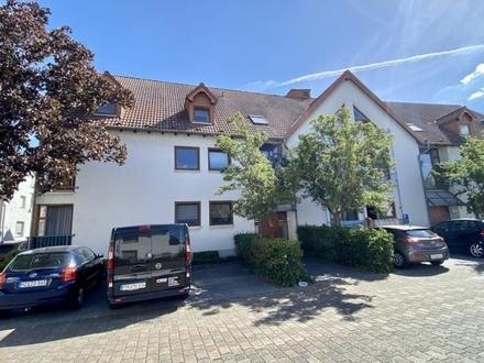 Jung & Kern Immobilien - 2 Zimmer Dachgeschosswohnung im Budenheimer Ortskern