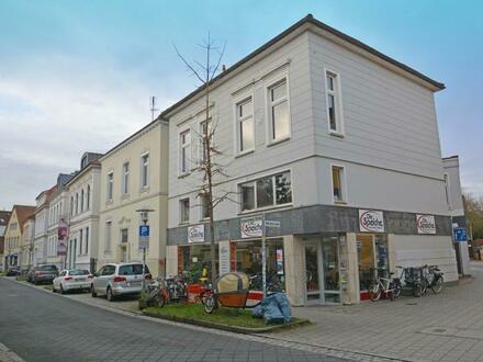 Kapitalanlage sucht Liebhaber: Wohn-und Geschäftshaus in zentrumsnaher Lage von Oldenburg