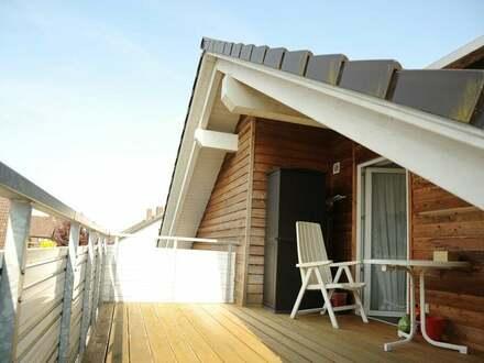 Dachterrasse / Loggia zur Wohnung