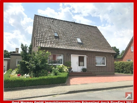 Großzügiges Einfamilienhaus mit Garage & Teilkeller in zentraler Lage von Haren zu verkaufen!