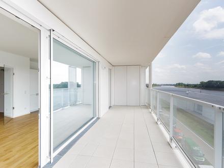 Wohlfühlen in Sicht! Moderne 4-Zimmer Wohnung mit Weserblick!