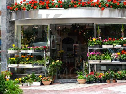 Top Ladeneinheit in einem neuen Stadtteil von Mainz