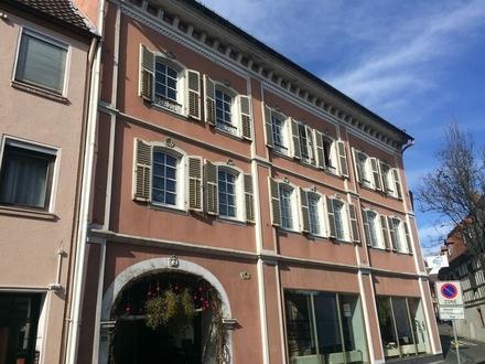 ImmobilienPunkt*** Großes Ladenlokal in zentraler Altstadtlage von Oppenheim