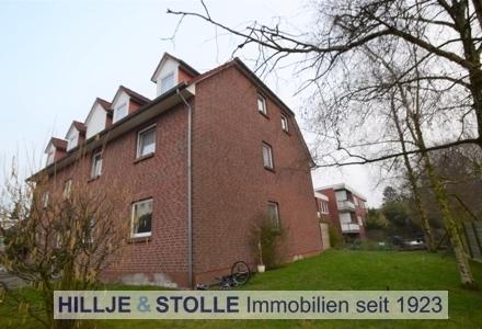 Citynahe Maisonette-Wohnung mit Balkon im Oldenburger Ehnernviertel!
