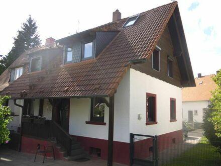 Ein Haus in genau der richtigen Größe