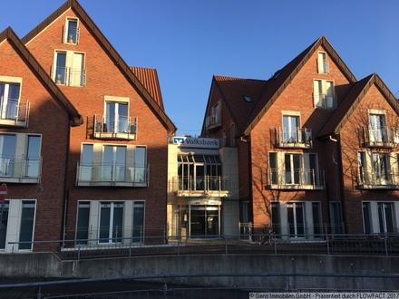 2-Zimmer-Mietwohnung mit großer Dachterrasse im Herzen von Verl