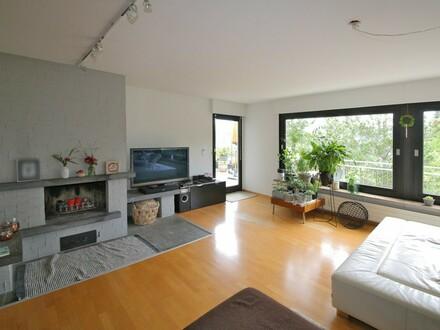 6-Zimmerwohnung mit Garten und Fernblick in Nagold