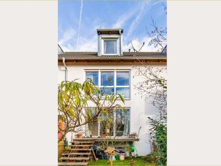 Denkendorf: fast neuwertiges besonderes Reihenmittelhaus mit großen Räumen und kleinen Kosten