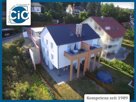 Leben in ruhiger Aussichtslage & den Arbeitgeber in Neckarsulm oder Bad Wimpfen gleich um die Ecke!