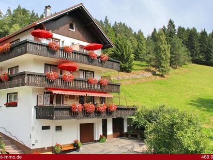 Erstklassig - gepflegtes Haus im Schwarzwald sucht neuen Besitzer!