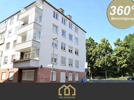 Innenstadt / Kapitalanlage: Individuelles 2-Zimmer-Loft mit Süd-West-Balkon