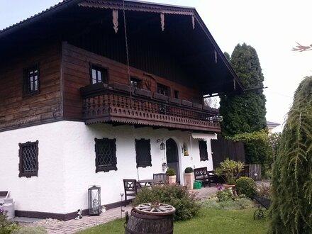 Schönes, gepflegtes Landhaus, Nähe Mattsee, ca. 30 Minuten von Salzburg