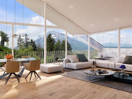 Place to be! Neubauprojekt mit perfekten Aussichten in Premiumlage