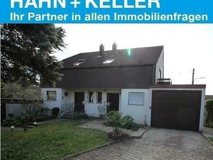 Ruhig gelegenes Haus in beliebter Wohnlage von Plochingen - ELW oder Arbeiten/Wohnen ideal möglich!