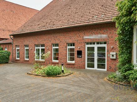 Loftartige Büro-/Ausstellungsfläche in ländlichem Idyll vor den Toren Bremens