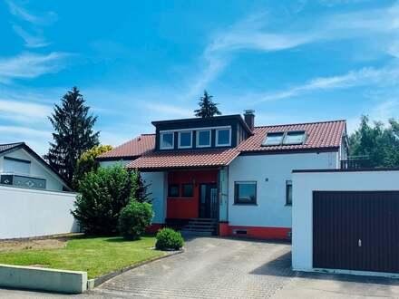 Großes Einfamilienhaus mit Einliegerwohnung in Bad Wurzach
