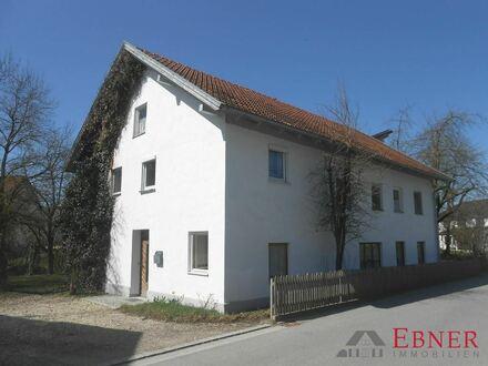 Großes Einfamilienhaus Nähe Wallerfing