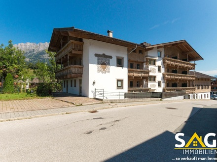 Exklusives Appartement Hotel mit 19 Einheiten für Kapitalanleger in Going am Wilden Kaiser!