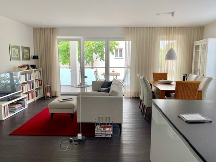 Moderne hochwertige 3-Zi.-ETW GT-Innenstadt, EBK, Fahrstuhl, Balkon, TG-Platz Bj. 2017