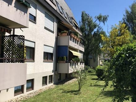 3 Zimmer-Wohnung in Bahnhofsnähe sofort FREI