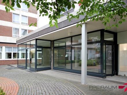 FREIRAUM4 +++ Ebenerdiges Ladenlokal direkt am Kaisergarten!